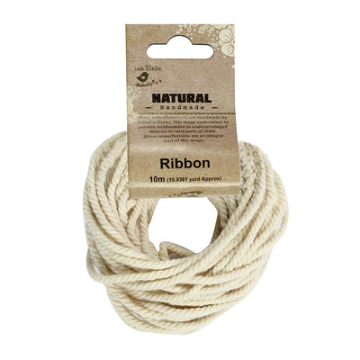 Twisted Cord 10mt- White