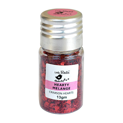 Hearty Melange - Crimson Hearts 13gm Bottle