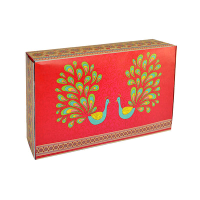 Decorative Gift Box- Peacock