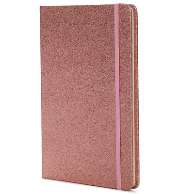 Sparkle Dairy -21x14cm, Pink, 160 Pages, 1 Pc