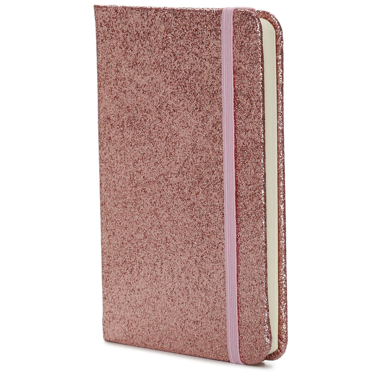 Sparkle Dairy -14x9cm, Pink, 192 Pages, 1 Pc