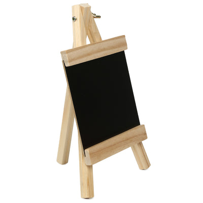 Chalkboard With Easel- 10X11X0.3cm, 1pc