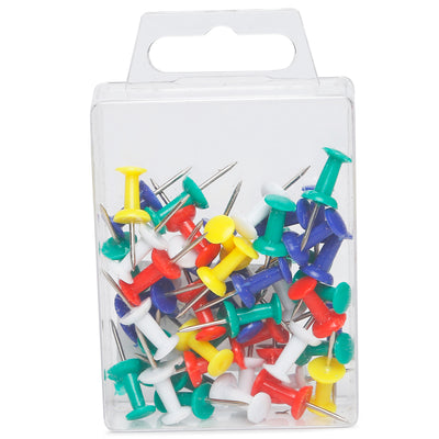 Push Pins- 1.5cm, 50pc