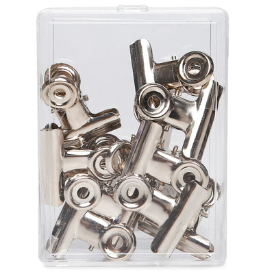 Bulldog Clips -3cm, 10pc, 1 Box