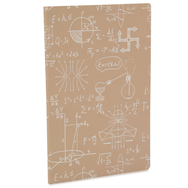Soft Bound Notebook - Love What You Do, A5 64 Ruled Pages, 1pc