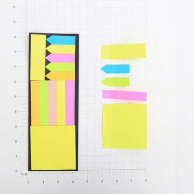 Planner Sticky Notes - Pastel, 1 Pack