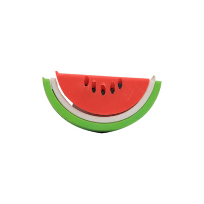 Eraser - Watermelon Slice, 1pc