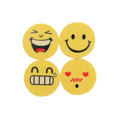 Eraser- Smile Emoji, 1pc