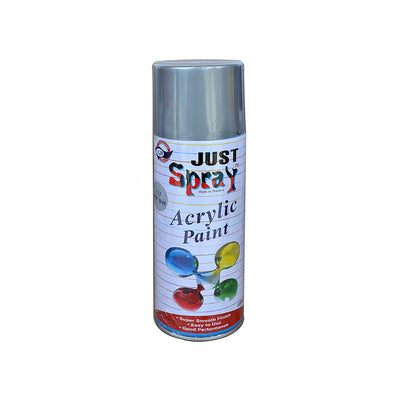 Spray Paint 400ml - Bright Silver