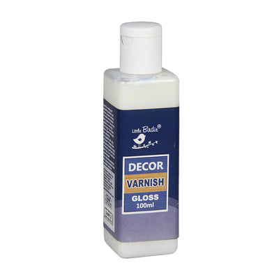 Little Birdie Decor Varnish, 100ml - Gloss