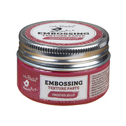 Embossing Texture Paste 50gm - Frosted Jello