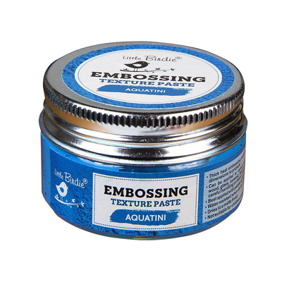 Embossing Texture Paste, 50gm - Aquatini