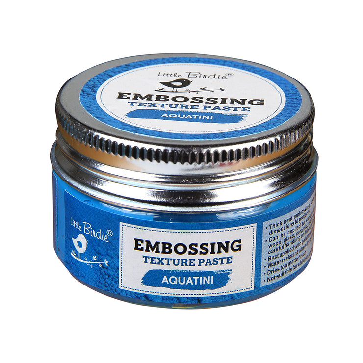 Embossing Texture Paste 50gm - Aquatini