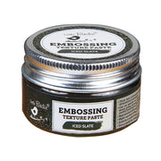 Embossing Texture Paste 50gm - Iced Slate