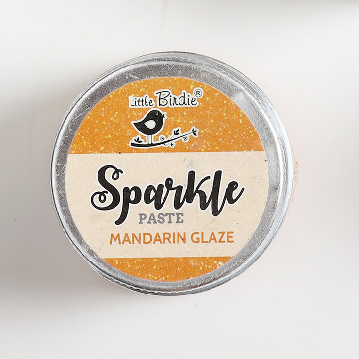 Sparkle Paste 50Gm -  Mandarin Glaze