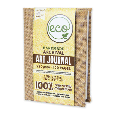 Art Journal -5.5x7.5inch, 220gsm, 100 pages, 1pc