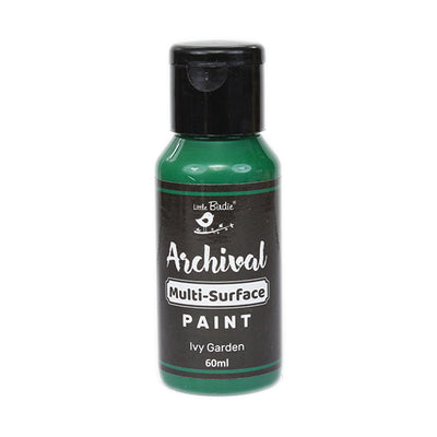 Archival Multi-Surface Paint 60ml- Ivy Garden, 1Pc