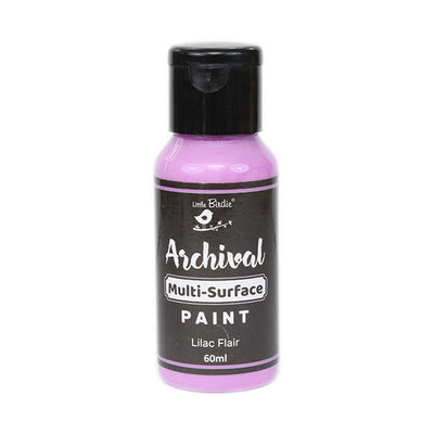 Archival Multi-Surface Paint 60ml- Lilac Flair, 1Pc
