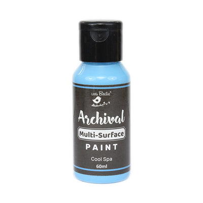 Archival Multi-Surface Paint 60ml- Cool Spa, 1Pc