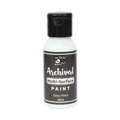 Archival Multi-Surface Paint 60ml- Daisy Petal, 1Pc