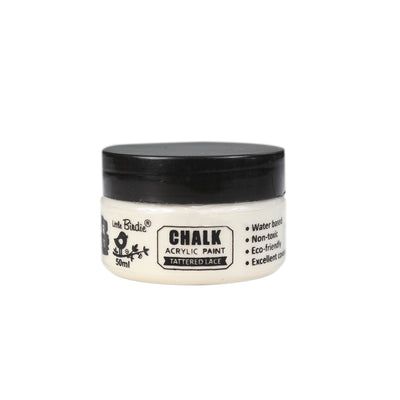 Home Decor Chalk Paint 60ml - Tattered Lace