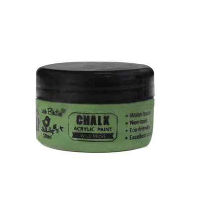 Home Decor Chalk Paint 60ml - Wild Moss, 1pc
