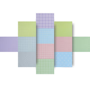 Pretty Pastels Paper Pack 12X12 inch, 12sheets