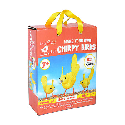 DIY Kit - Chirpy Birds, 1 Pack
