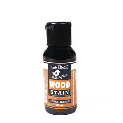 Wood Stain Honey Maple- 60ml