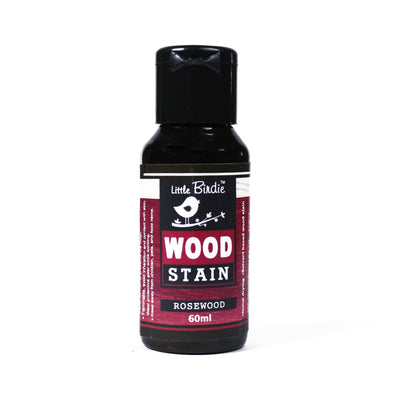 Wood Stain Rosewood- 60ml