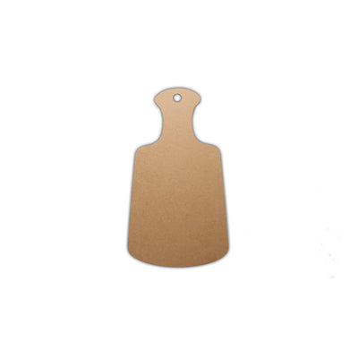 Little Birdie Wooden Decorable Blank- Cutting board, 10inch x 5.5inch