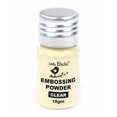 Embossing Powder Clear -10gm