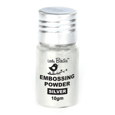 Embossing Powder Silver-10gm