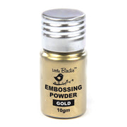 Embossing Powder Gold-10gm