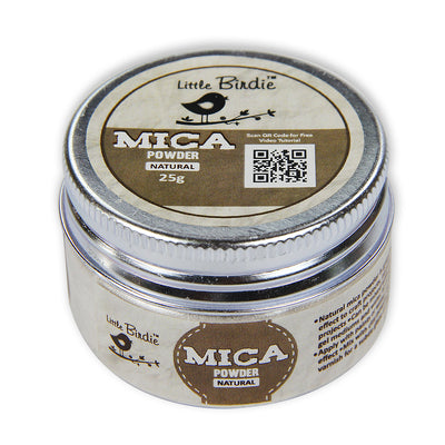 Mica Powder 25gm- Natural