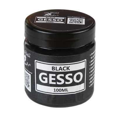 Acrylic Gesso 100ml- Black