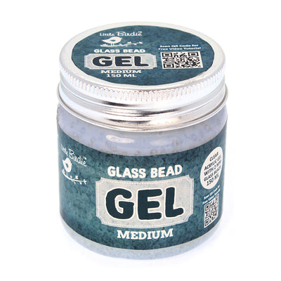 Glass Bead Gel Medium- 150ml, 1 Bottle