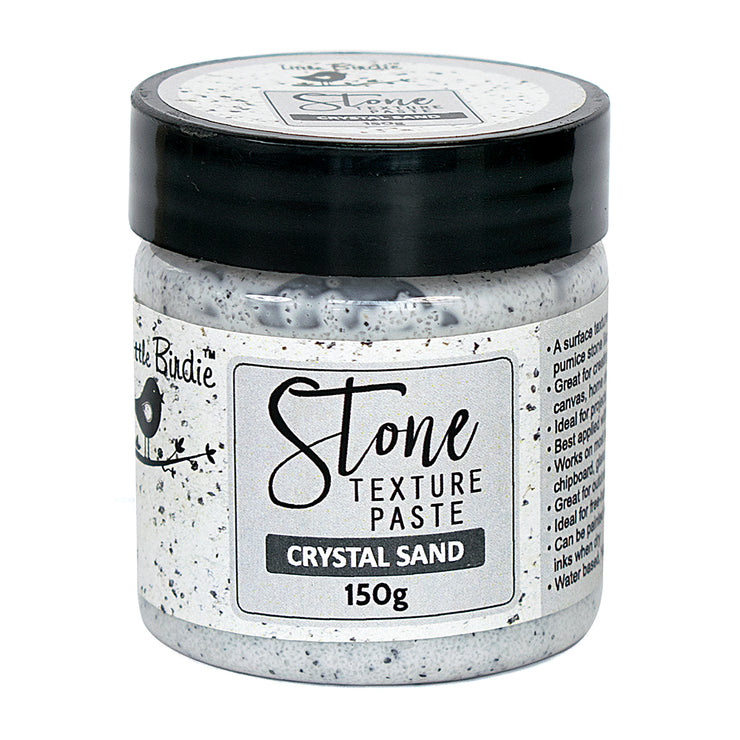 Stone Texture Paste - Crystal Sand, 150g, 1pc
