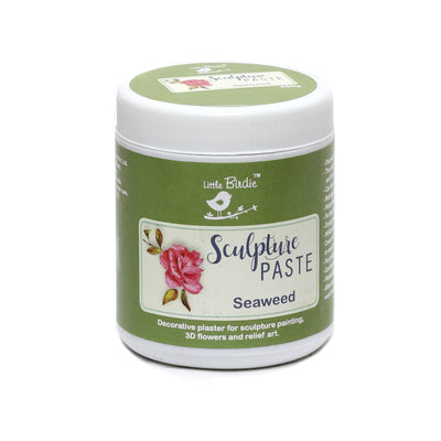 Sculpture Paste 400gm- Seaweed