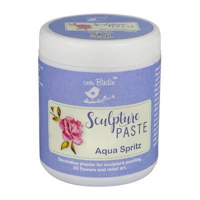 Sculpture Paste 400gm- Aqua Spritz