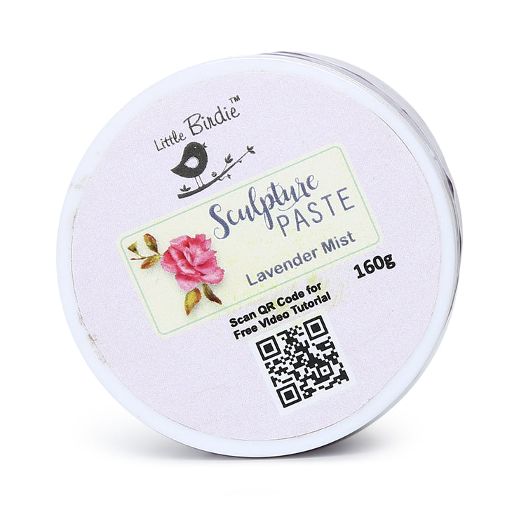 Sculpture Paste 160 gm - Lavender Mist