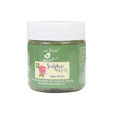 Sculpture Paste 160 gm - Sage Green