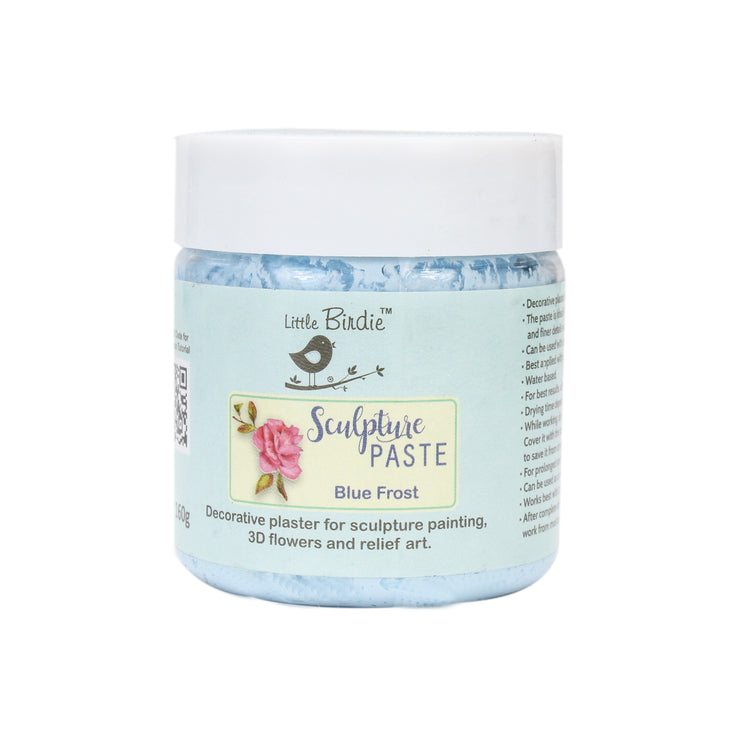 Sculpture Paste 160 gm - Blue Frost