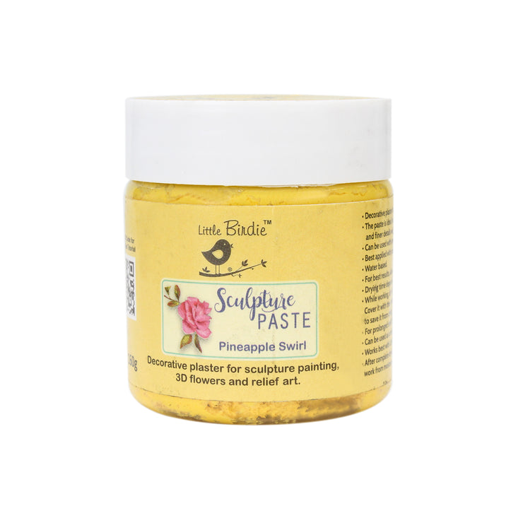 Sculpture Paste 160 gm - Pineapple Swirl