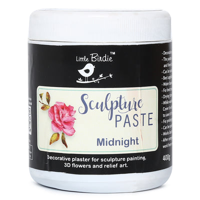 Sculpture Paste 400 gm - Midnight