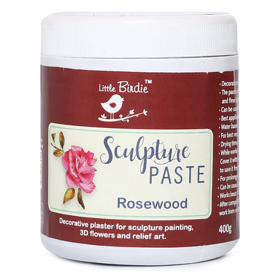 Sculpture Paste 400 gm - Rosewood