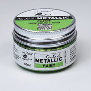 Tinted Metallic Paint 50ML - Lime Crush, 1pc