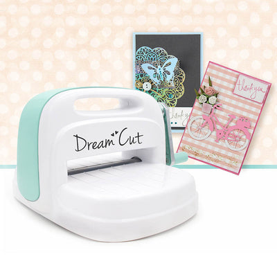 Dream Cut Manual Embossing and Die Cutting Machine