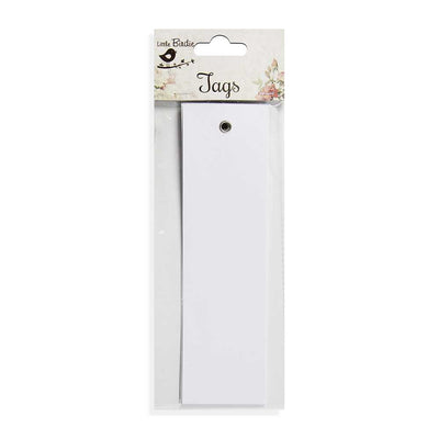 Tags - Cardstock 6pcs