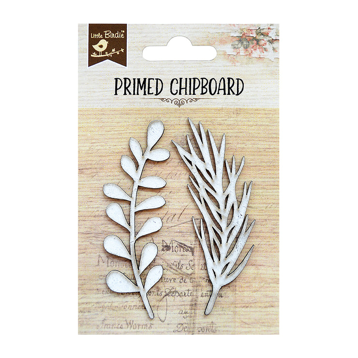 Primed Chipboard- Foliate